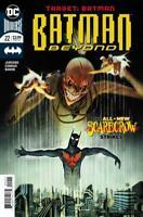BATMAN BEYOND #22  DC COMICS COVER A 1ST PRINT
