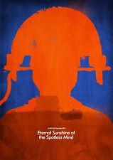 "007 Eternal Sunshine of the Spotless Mind - Jim Carrey Usa Movie 14""x19"" Poster"