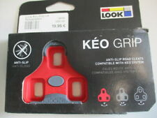 LOOK  KEO GRIP ROT Pedalplatten Anti-Slip Road Cleats   (P31)10732