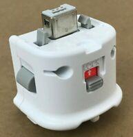 Nintendo Wii Remote Motion Plus Sensor Adapter Official OEM (RVL-026) [White]