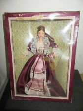 BARBIE VICTORIAN  With Cedric Bear COLLECTOR EDITION