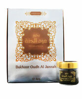 Hemani Bakhoor Oud Al- Jannah (60gm) The Oud of Paradise Incense. USA.
