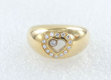 Chopard Happy Diamonds Ring 750 Gold 18k