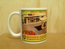 300ml COFFEE MUG, MATCHBOX MG-1 SERVICE STATION - V2