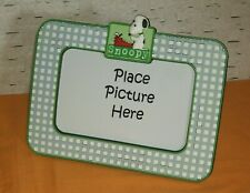 PEANUTS SNOOPY - 3D Photoframe picture frame NEW original RARE