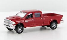 1/64 ERTL DARK RED DODGE RAM 2500 PICKUP