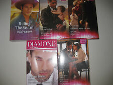 MILLS & BOON 11 DESIRE ROMANCES 09/2013 LIKE NEW
