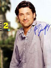 "Patrick Dempsey 8""x 10"" Hot Signed Color PHOTO REPRINT"