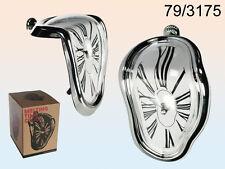 Unbranded Silver Desk, Mantel & Carriage Clocks