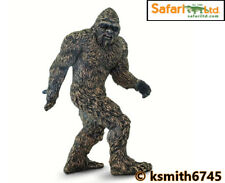 Safari BIGFOOT solid plastic toy fantasy mythical ape animal man beast NEW