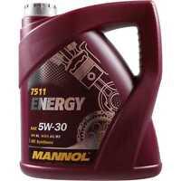 4 Liter Original MANNOL Motoröl Energy 5W-30 API SL/CF Engine Oil Öl