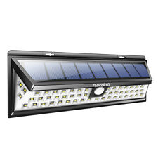 Super Bright Solar Lights 54 LED Solar Power Outdoor Motion Sensor Light