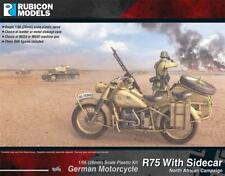 German Motorcycle R75 with Sidecar - DAK 1/56 scale - Rubicon 280052 - P3