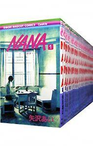 NANA 【Japanese language】Vol.1-21 set Manga Comics Ai Yazawa Japanese ver