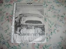 GUIDE D'ACHAT......SIMCA ARONDE P 60