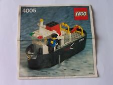 Lego ® receta/instruction nº 4005