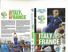 Fifa World Cup:Germany 2006-Italy V France The Final-Soccer Fifa WC-DVD