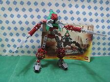 LEGO Bionicle  8614    VAHKI  VORZAKH   Completo  + istruzioni