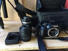 Canon EOS Rebel T3I / EOS 600D 18.0MP Digital SLR Camera - With Accessories