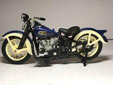 Maisto Harley Davidson 1936 EL Knucklehead (no Box) 1/18 Scale