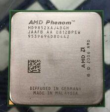AMD Phenom X4 9850 2.5 GHz Quad-Core (HD985ZXAJ4BGH) Processor