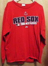 purchase cheap b0c8b 2dbea Majestic Playoffs Boston Red Sox MLB Fan Apparel & Souvenirs ...