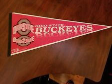 Ohio State Older (1990s) Football Pennant (Excellent Condition)