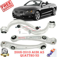 Set of 4 Front Lower Control Arm Kit For 2008-2010 Audi A5 Quattro S5