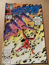 Daredevil  266 . Marvel 1989 -   VF