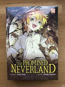 The promised neverland coffret collector t09 et roman