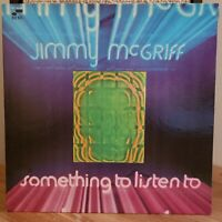 Jimmy Mcgriff Something to Listen To Club Issue Vinyl LP Blue Note Clean Record