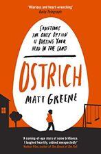 Ostrich,Matt Greene- 9781780225159