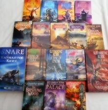 KATHARINE KERR - 17 OF HER BESTSELLERS - THE DRAGON MAGE,THE WESTLAND CYCLE+++