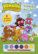 Moshi Monster Party Poster Art Set