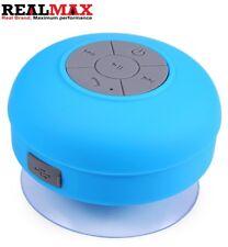 Azul Bluetooth Altavoces Impermeable Portable Inalámbrico MÁXIMA CALIDAD