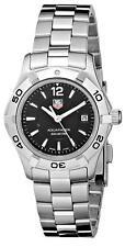 Tag Heuer Women's WAF1410.BA0823 'Aquaracer' Stainless Steel Watch