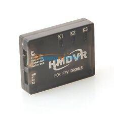 HMDVR Mini Digital Video Recorder 30fps for FPV Drones Quadcopter QAV ZMR 250 qa