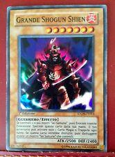 GRANDE SHOGUN SHIEN   Yu-Gi-Oh! > Attacco di Neos  (STON) / STON  SUPER - nr 13