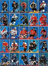 2000-01 MCDONALD'S PACIFIC BLUE INSERT CARDS - PICK SINGLES FINISH SET LOT RARE