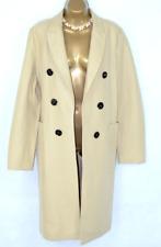 *bloggers* ZARA WOMAN Camel brown mac/jacket duster coat LARGE
