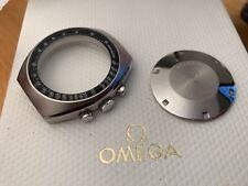 OMEGA Speedmaster MARK II / 2 - Komplettes Gehäuse 145.014 + Drücker + Krone