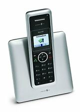 Telekom Sinus 302i Schnurloses ISDN Telefon 302 i Silbergrau Schnurlos Gerät