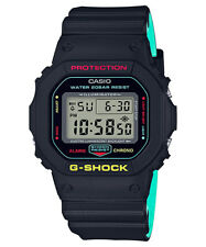 CASIO DW-5600CMB-1 G-SHOCK Digital 35th Anniversary Rasta Reggae Special Colour