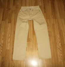 Vintage Beige Denim DIESEL Industry Cheyenne Bouton Conique Men's jeans taille 29 L 29