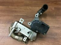 Nissan Qashqai J10 MK1 2011 1.6 dCi diesel R9M EGR valve assembly 147100789R