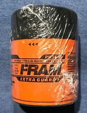 ​QTY (1) FRAM PH3682 Extra Guard Passenger Car Spin-On Oil Filter NOS