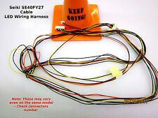 SEIKI SE40FY27 Cable LED Backlight Wiring Harness