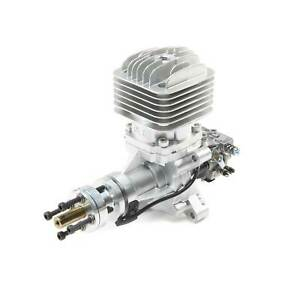 DLE Engines DLE-30 30cc Gas Rear Carb with Electronic Ignition and Muffler