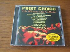 FIRST CHOICE Ultimate Club Collection Remixes CD 2001 HOUSE Music Dance Classics