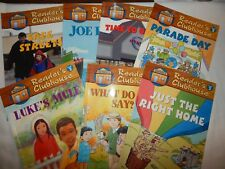 Books Readers Clubhouse Level 2 Barrons Phonics Lot 7 Joe Boat Lukes Mule Parade
